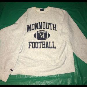 JanSport Monmouth Football Reverse Weave Sweater